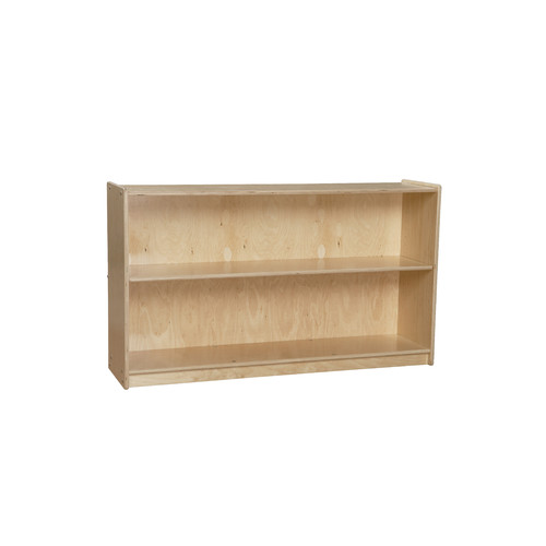 Wood Designs Contender Mobile Two Shelf Storage