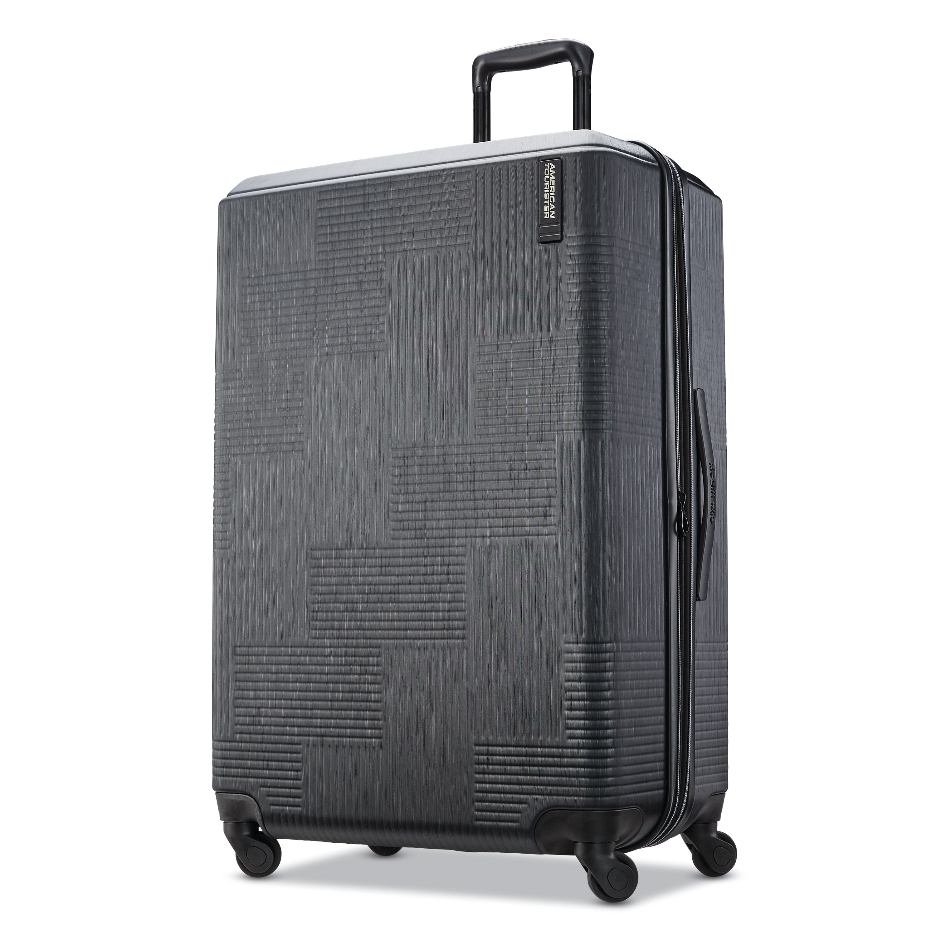 American Tourister Stratum XLT 28-inch Hardside Spinner, Checked Luggage, One Piece