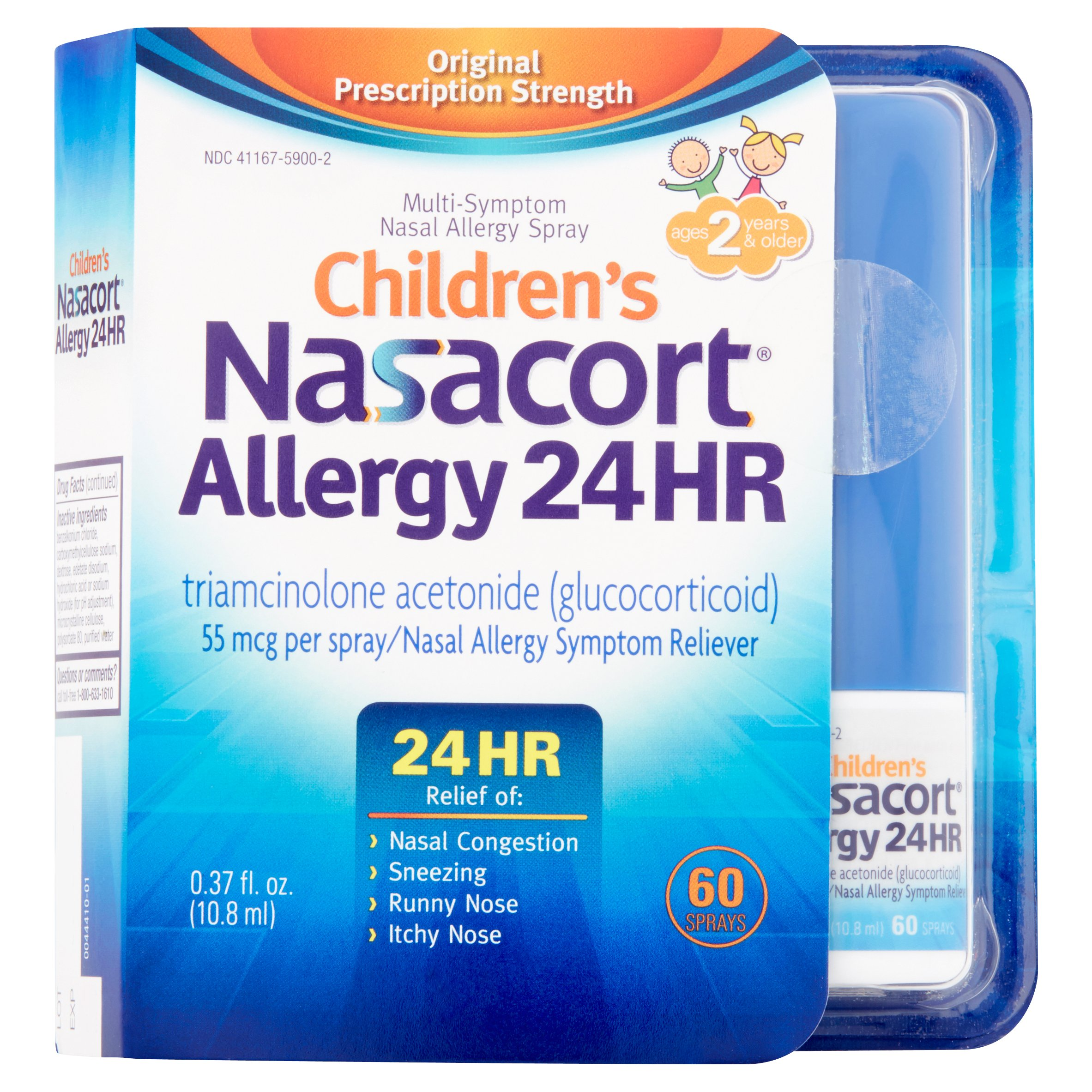 Childrens Nasacort