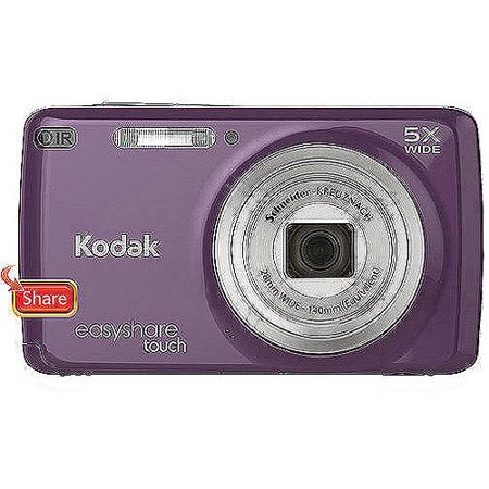kodak easyshare touch m577 14mp digital camera w 5x optical zoom