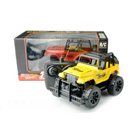 VENSE Kids Toy Car 1:24 Drift Speed Remote Control RC Jeep Off-Road Vehicle Car Toy - image 1 de 5