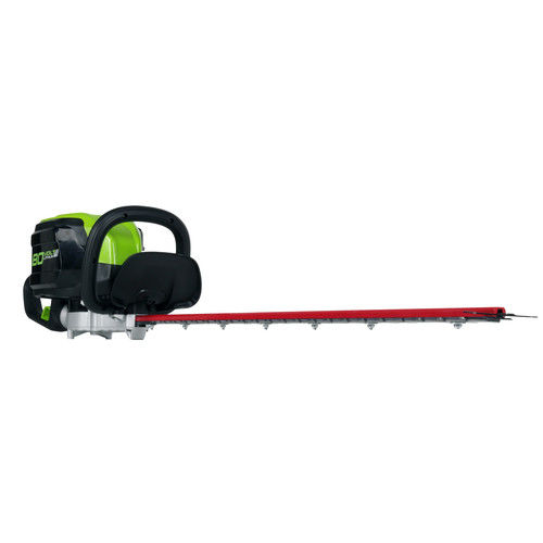 Greenworks 2200702 80V Cordless Lithium-Ion 24 in. Hedge Trimmer (Bare Tool) by Hedge Trimmers