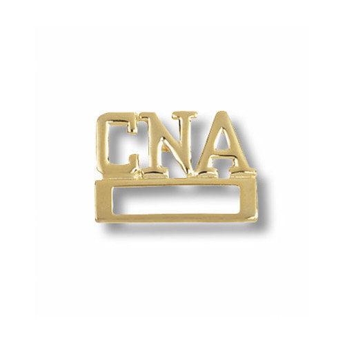 Prestige Medical Certified Nursing Assistant Cloisonne Badge Tac