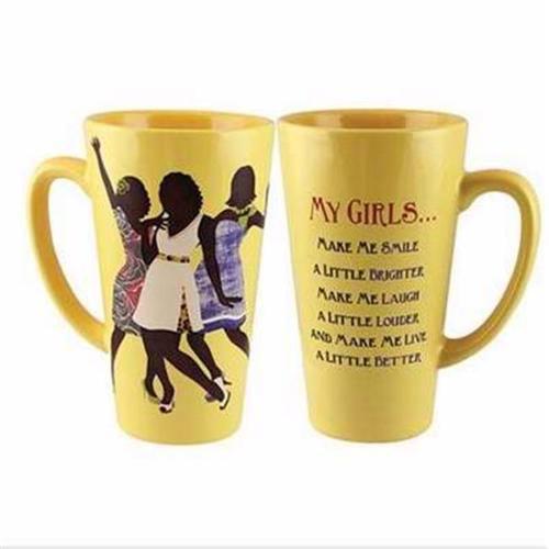 Image of Mug-Latte-My Girls