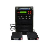 Produplicator SYS07EXH Systor 1-7 High Speed Duplicator for External USB Hard Drive & USB Flash Memory Card