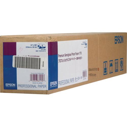 Epson Premium Semigloss Photo Inkjet Paper Semi-gloss Photo Paper