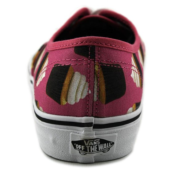 0a26f5fbc2013a Vans - Vans Authentic Late Night Hot Pink   Cupcakes Ankle-High ...