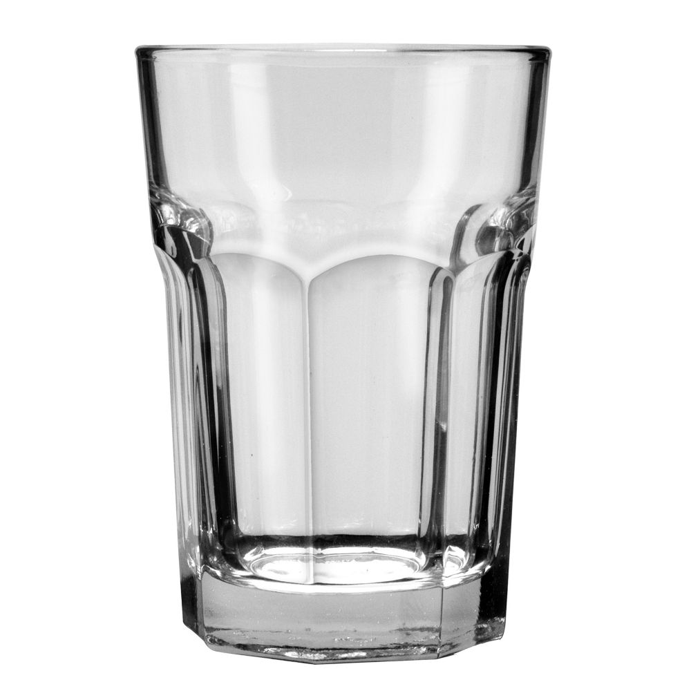 Anchor Hocking 7732U New Orleans 12 oz Beverage Glass - 36 / CS