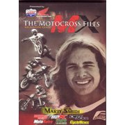 The Motocross Files: Marty Smith (DVD) by PASSION RIVER