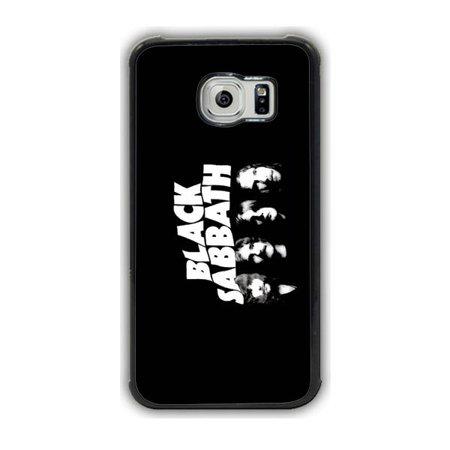 Black Sabbath Galaxy S7 Edge Case