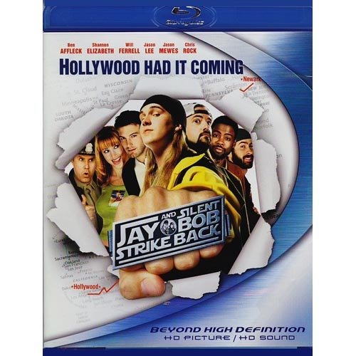 Jay And Silent Bob Strike Back (Blu-ray) (Widescreen)