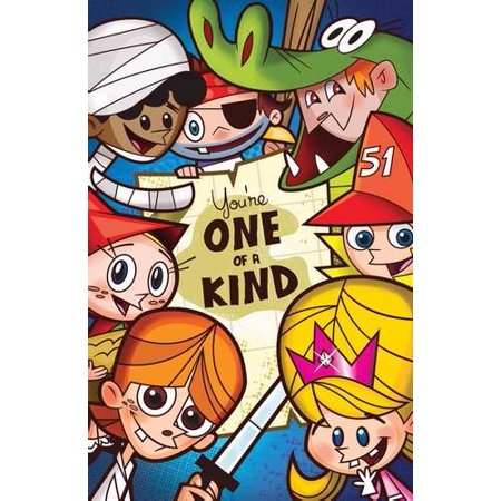 Tract-Halloween: You're One of A Kind (KJV) (Pack Of 25) - Gospel Tracts For Halloween