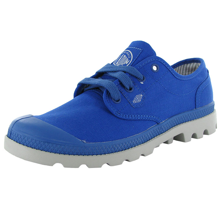 Palladium Mens Pampa Oxford Lite Casual Sneaker Shoe