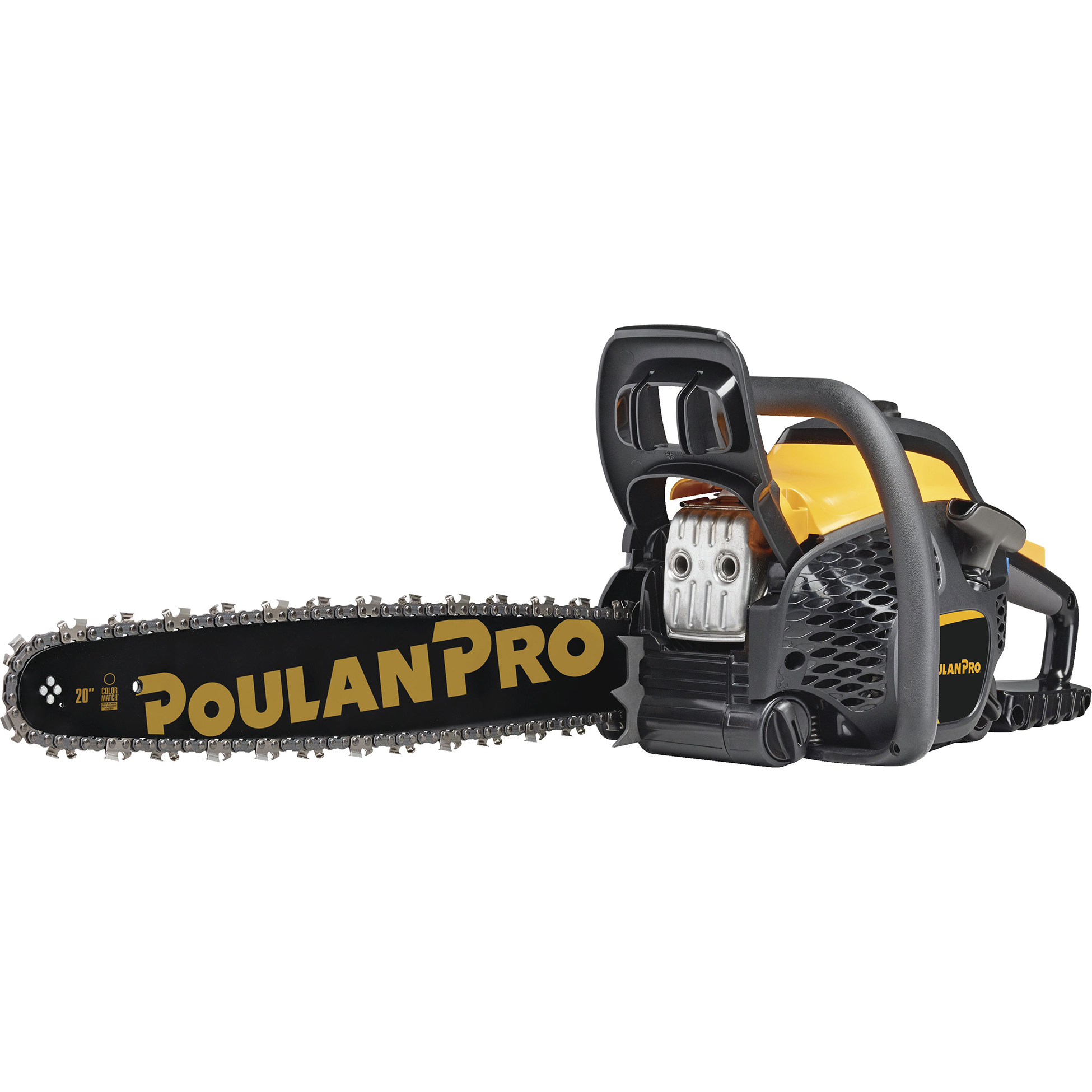 """Poulan Pro 967061501 20"""" 50cc 2-Cycle Gas Chainsaw"""