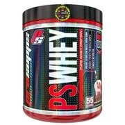 ProSupps Whey Protein Powder, Strawberry Milkshake, 4 Pound