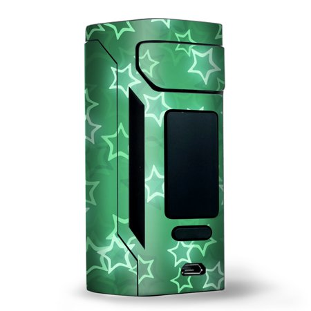 Skins Decals for Wismec Reuleaux RX2 20700 Vape / Shiny Stars