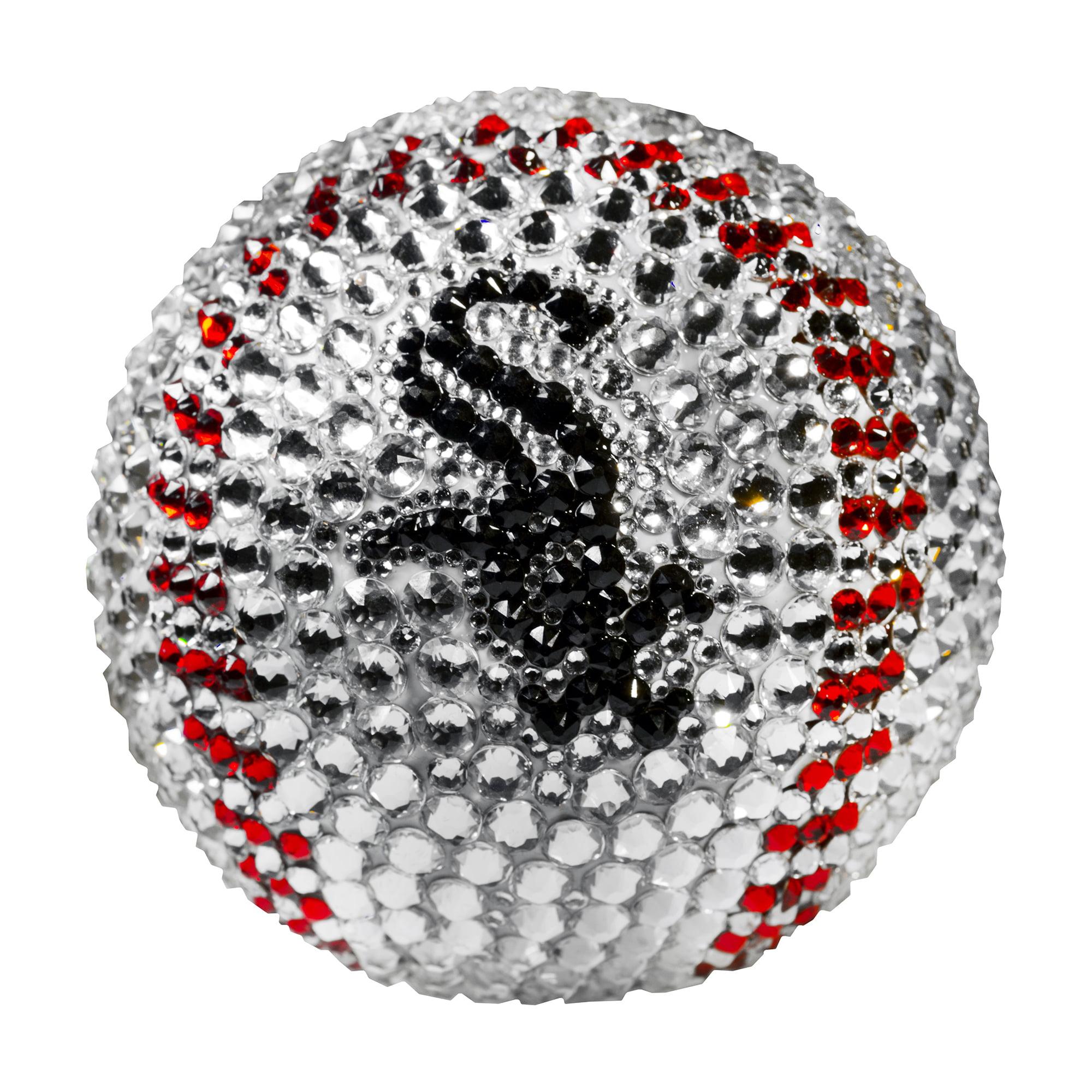 Chicago White Sox Crystal Baseball - No Size