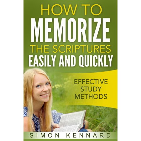 How To Memorize The Bible Scriptures Easily and Quickly - - How To Memorize