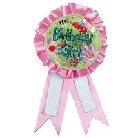Garden Girl Guest of Honor Award Ribbon (1ct)