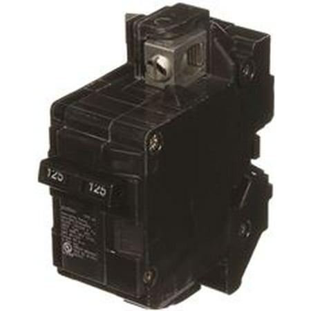 Siemens Mbk125A Main Circuit Breaker, 125 Amp, For Use In Ultimate Type Load Centers (Siemens 80 Amp Breaker)