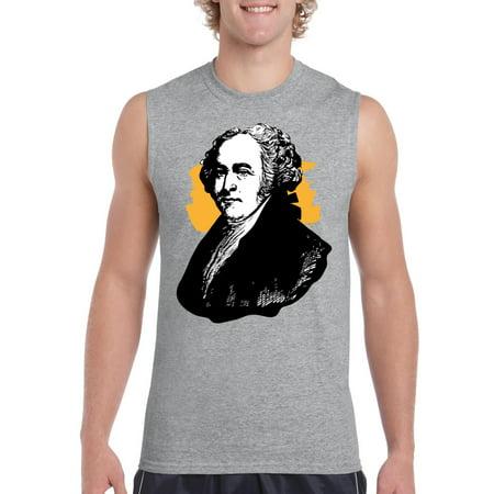 John Adams American President Men