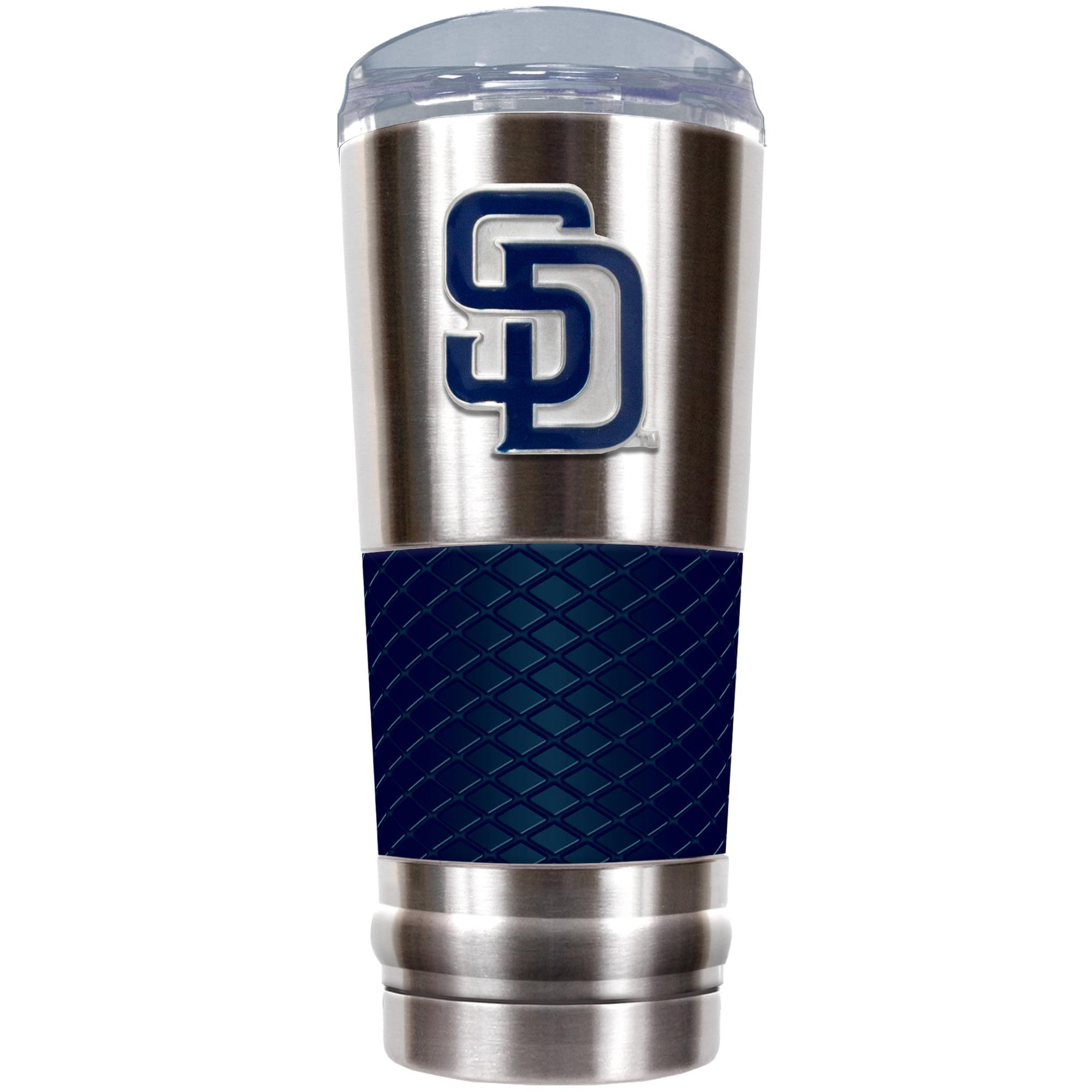 San Diego Padres 24oz. Draft Tumbler - Blue - No Size