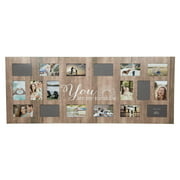 Pinnacle Frames Sunshine Collage Picture Frame