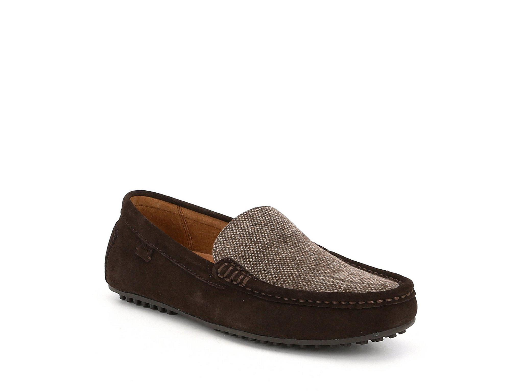 bb8c7617d14 Polo Ralph Lauren Mens Woodley Leather Closed Toe Slip On