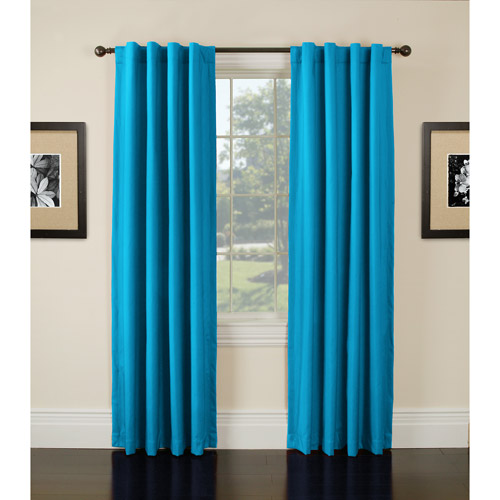 Firefend Flame-Retardant Brights Thermal Drapery Curtain Panel