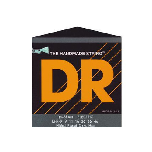 DR Strings LHR-9 Hi-Beam Electric Lite-n-Heavy 9-46