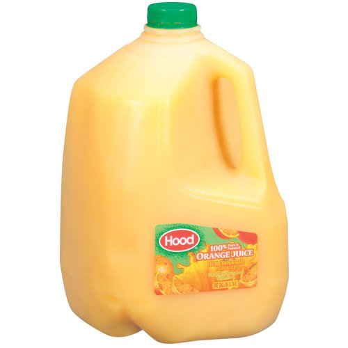 Hood 100% Orange Juice, 1 gal