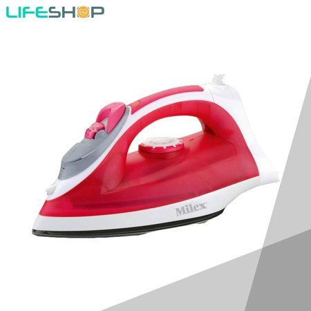 Milex Steam And Dry Iron Power Blast with Multiple Steam Modes 1200W