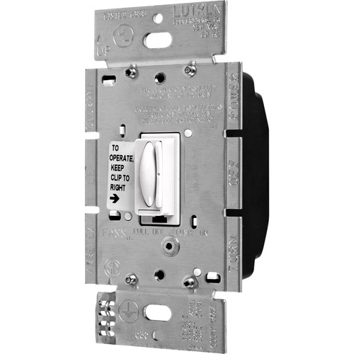 Lutron Faedra In-Wall Smart Dimmer, Hub Required