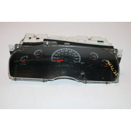 02-04 Ford F150 F-150 Instrument Cluster Speedometer Gauge 50,465 #45634