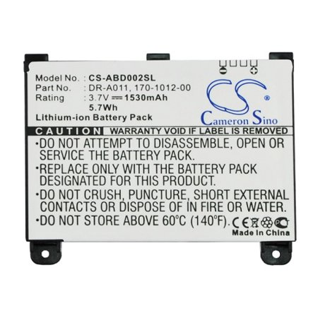 Banshee Replacement Battery for Amazon Kindle II FREE SHIPPING 2 YEAR WARRANTY ()