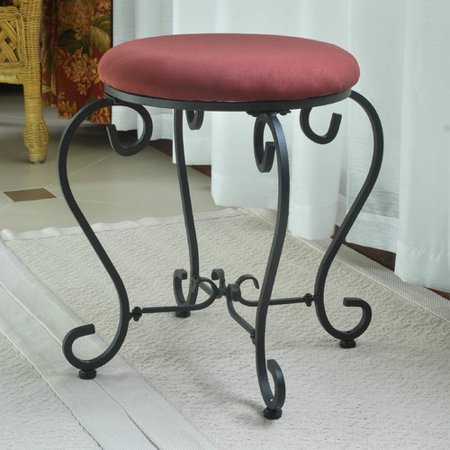 Great Charlton Home Reese Backless Vanity Stool only $127.99 + Reviews