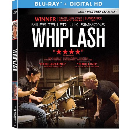 Whiplash  Blu Ray   Digital Hd   Widescreen