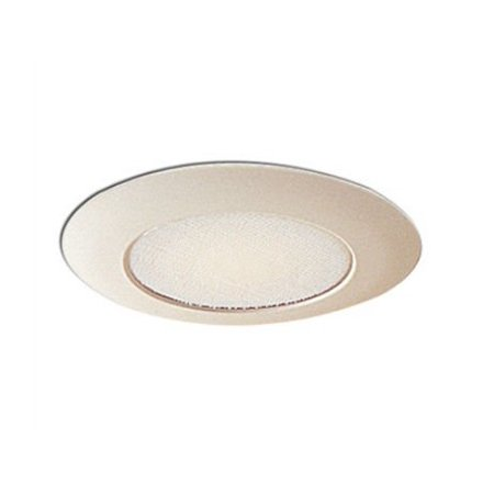 NP-22 6in. Albalite Shower Recessed Lighting Trim,, Trim : High grade albalite lens attached to plastic trim. Lens can be easily removed by hand without tools from below.., By Nora (Removing Scratches From Plastic Lenses)