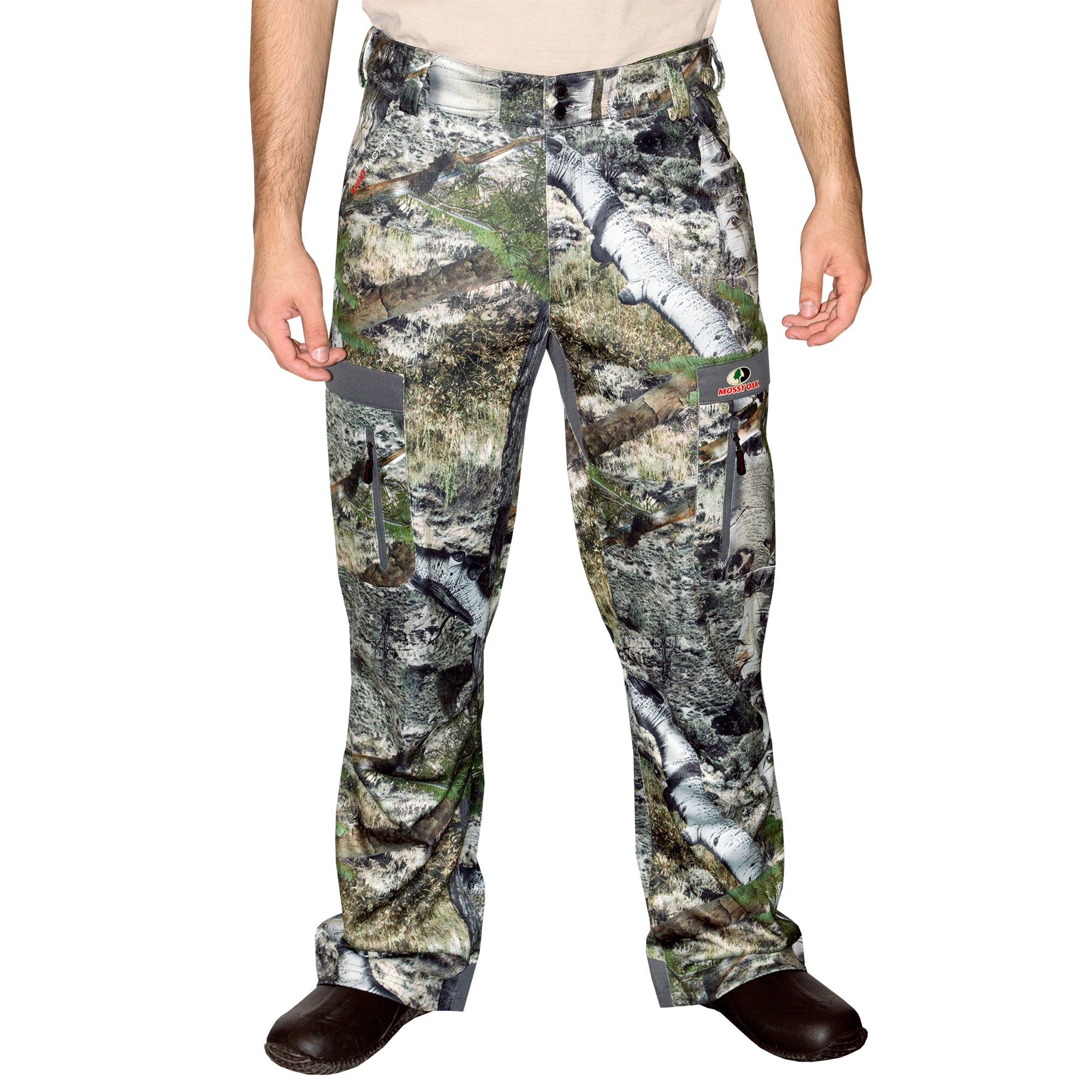 Mossy Oak Men's Techshell Pant