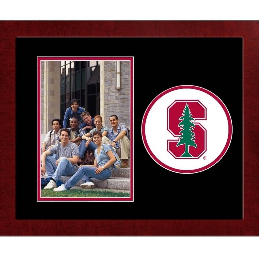 Stanford University Spirit Photo Frame (Vertical)