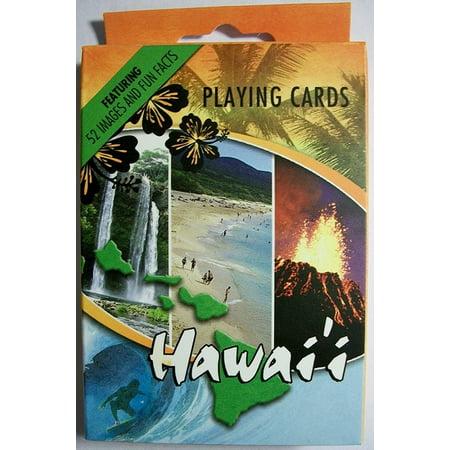Hawaii Souvenir Playing Cards - Hawaiian Souvenir Ideas