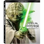 STAR WARS TRILOGY-EPISODES I-III (BLU-RAY/DVD/COMBO/WS)