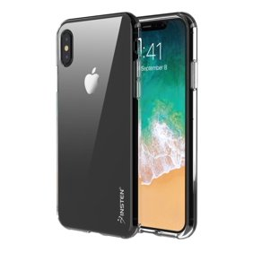 iPhone XS / iPhone X Clear Case, by Insten Clear…