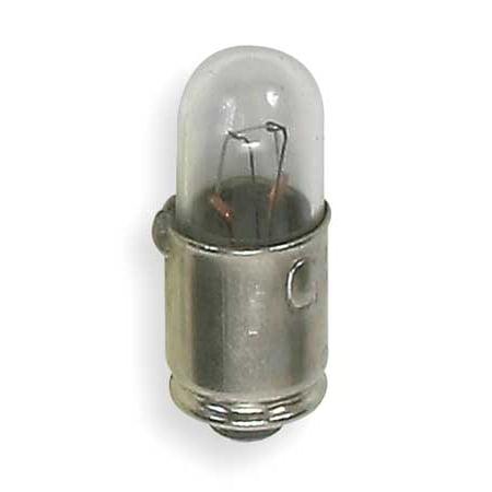 GE LIGHTING 386 Miniature Incand. Bulb,386,1.0W,T1 3/4
