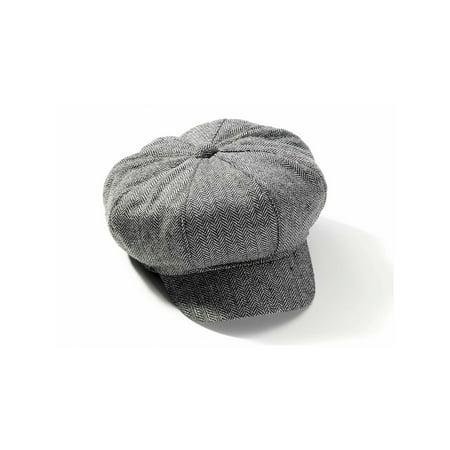 Halloween Roaring 20's Newsboy Hat
