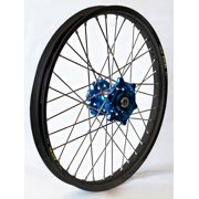 Talon Complete Wheel Assembly Rear Excel Takasago Rim 2.15 x 19 Dark Blue/Black Fits 02-08 Yamaha YZ450F