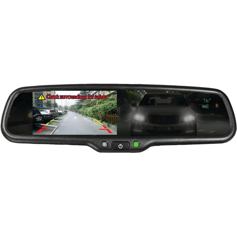 "Boyo VTM43TCA 4.3"" OE-Style Rearview Auto-Dimming Mirror ..."