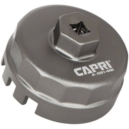 Capri Tools Forged Toyota Oil Filter Wrench, for Toyota/Lexus with 1.8L 4-Cylinder - Auto Oil Filter Wrench