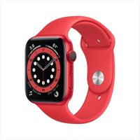 Deals on Apple Watch Series 6 GPS + Cellular 44mm Aluminum Case