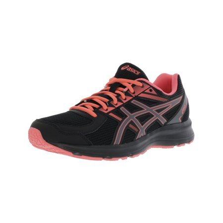 Asics Women's Jolt Black / Carbon Peach Ankle-High Running Shoe -